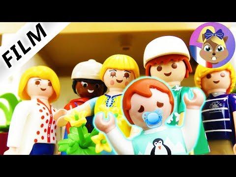 Film Playmobil en français - Emma ne sera jamais adulte - Bébé pour toujours | Famille Brie