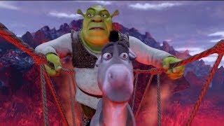 Shrek - Crossing the bridge (Blu-ray 1080p) English