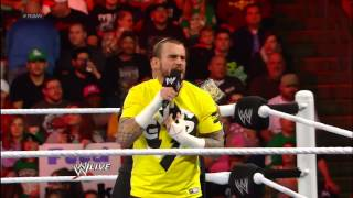 """Jerry """"The King"""" Lawler returns to Raw: Raw, Nov. 12, 2012"""