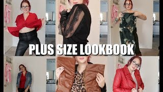 Dressy/Casual Styling LOOKBOOK For PLUS SIZE! Ally, City Chic, Target, Dangerfield