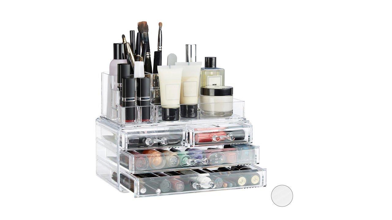 Video von: Make Up Organizer mit 4 Schubladen