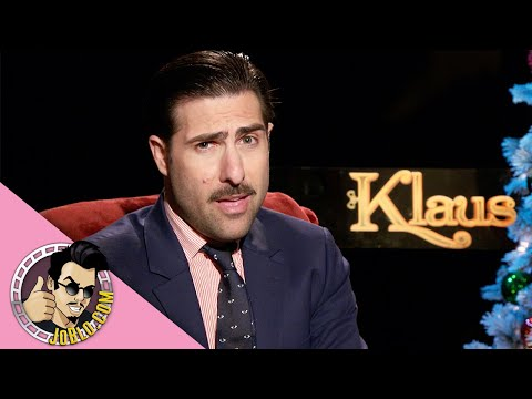 Jason Schwartzman Interview for Netflix's Klaus