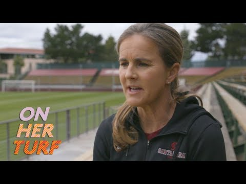 Women's World Cup 2019: How Brandi Chastain changed soccer | Off the Pitch Ep. 3 | NBC Sports