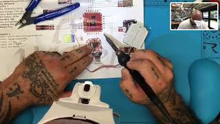 How to Wire DJI Air Unit Caddx Vista and Caddx Air Unit to any FC from Cyclone FPV