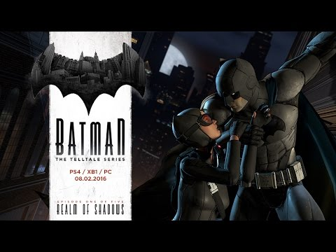 'BATMAN - The Telltale Series' World Premiere Trailer thumbnail