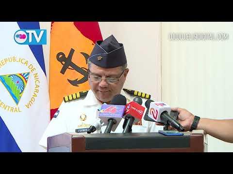Fuerza Naval presenta Campaña Naval Orión