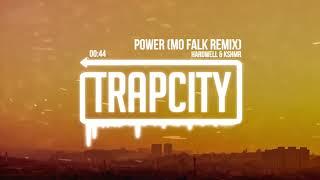 Hardwell & KSHMR - Power (Mo Falk Remix) [Lyrics]