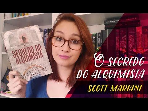 O Segredo do Alquimista (Scott Mariani) | Resenhando Sonhos