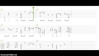 Let Her Go Tab By Sungha Jung