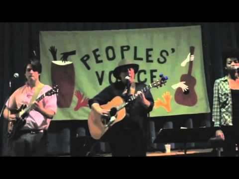 Montuno  (Live @ Peoples Voice Cafe, NYC) - Generations: Mike & Aleksi Glick and Joy Hanson