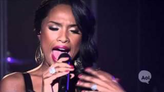 Jennifer Hudson's Live -  Angel