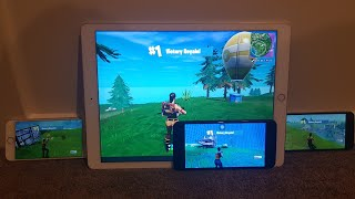 WORLDS BEST FORTNITE MOBILE PLAYER!! THE MOBILE NINJA! - Road To 1000 Mobile Wins!?