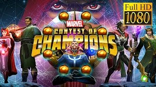Marvel Contest Of Champions Game Review 1080P Official Kabam Action 2016