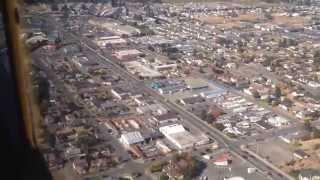 Flying Over Sequim, WA