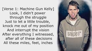 Machine Gun Kelly, X Ambassadors & Bebe Rexha - Home (LYRICS)