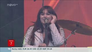 Ewa Farna - Všechno Nebo Nic (Snídaně S Novou 2017)
