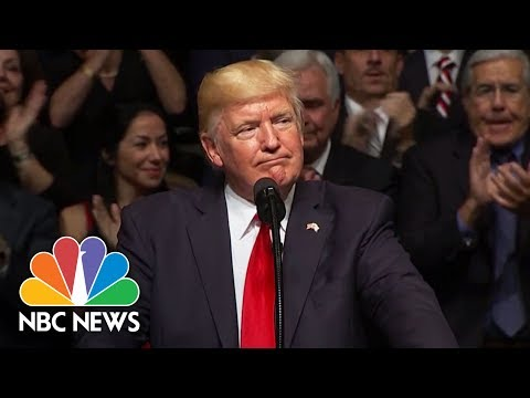 President Donald Trump: I Am Canceling The 'One-Sided Deal With Cuba' | NBC News