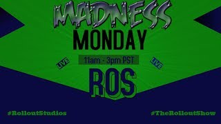 Monday Madness Roll Out Live w/ SpeedyNFriends 12-4-17 Okera Banks with OTG Essentials