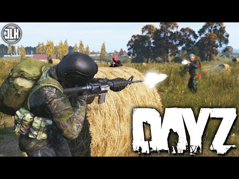 DAYZ 1.02 | A Field Fight Massacre