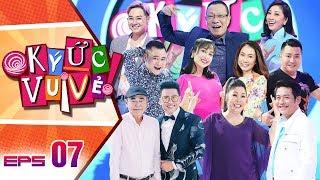 Ký Ức Vui Vẻ -Tập 7 FULL HD |  Hồng Vân, Ốc Thanh Vân xúc động khi được gặp nghệ sĩ Giao Linh
