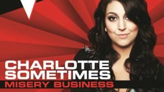 Charlotte Sometimes - Misery Business (Studio Version)