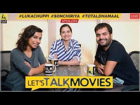 Let's Talk Movies | Total Dhamaal, Luka Chuppi, Sonchiriya | Film Companion