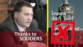 Tell Senator Steve Sodders to Apologize for Attacking Your Gun Rights!
