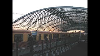 Neuer Hauptbahnhof Berlin SFB 2002