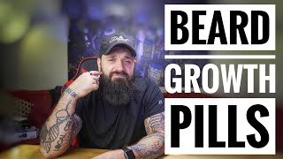 Which Beard Growth Pills Are The Best?