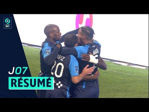 Résumé 7ème journée - Ligue 2 BKT / 2020-2021