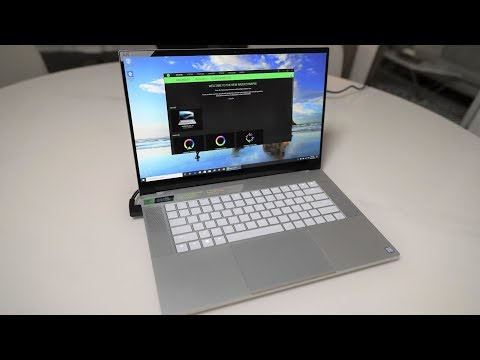 External Review Video ZaHww0apPhw for Razer Blade 15 Studio Edition