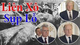 Cách Mà Người Nga đã Giật Sập Chế độ Cộng Sản