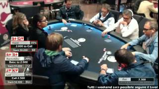 preview picture of video 'Casinò Campione d'Italia Torneo Settimanale 13/09/2014'
