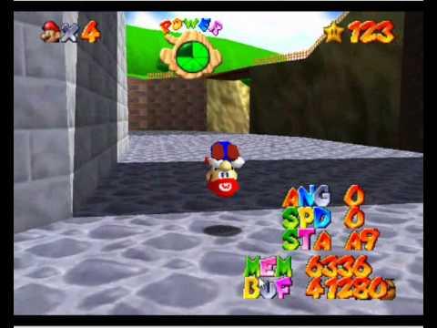 CHEAT CODE CHALLENGE! (SM64) - смотреть онлайн на Hah Life