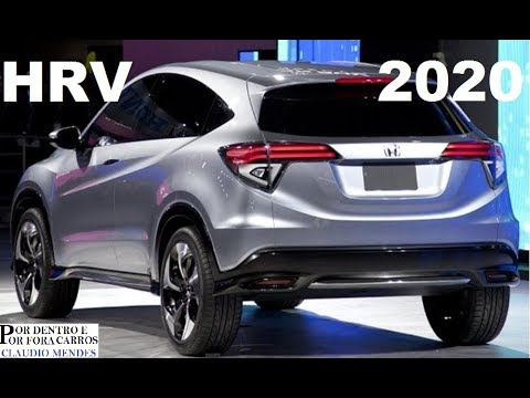 HONDA HRV 2020 CORES PREÇOS VERSÕES