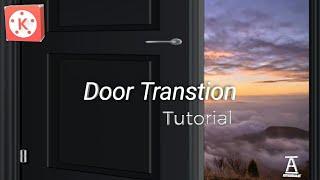 Tutorial Door Transition  Kinemaster Pro