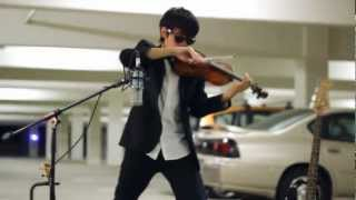 Psy   Gangnam Style (강남스타일)   Violin Looping Pedal Cover