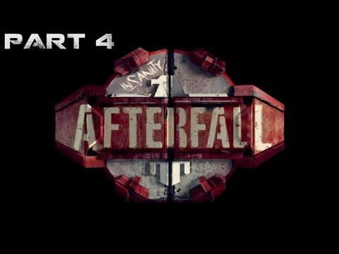 afterfall insanity xbox 360 review