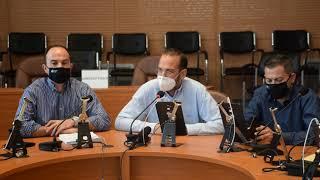 Υπογραφή καταστατικού για τις ενεργειακές κοινότητες από τον Ν. Φαρμάκη