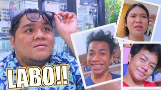 LUMABO NA ANG MATA SA KAKA-EDIT (VLOGGING IS LIFE BES!!) ) | LC VLOGS #196