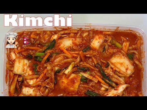 How to make kimchi easily|| korean special|| easy peasy|| kimchi|| 👩🏻🍳🇳🇵🇰🇷