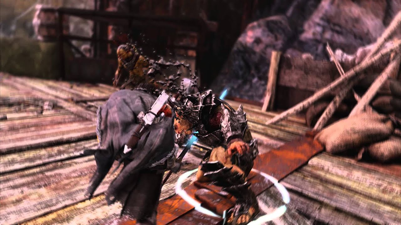 Shadow of Mordor: PAX Prime 2014 and Story Trailer Debut