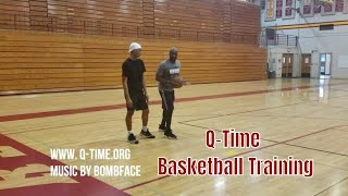 Q-time Basketball Training Highlights