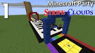 Minecraft Party - Strife Clouds [1]