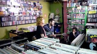 Mission Bells - Armistice - Cœur de Pirate - Jay Malinowski -  Live chez Paul's Boutique