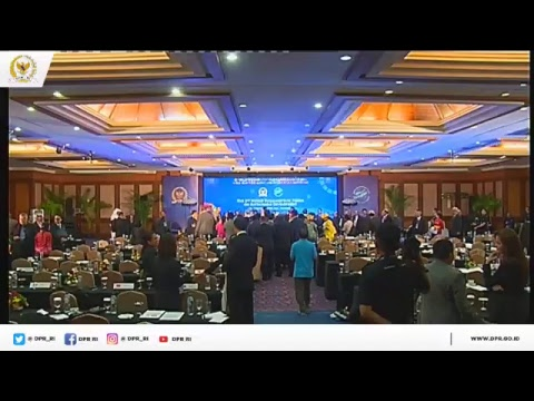 Video Wakil Ketua DPR RI Fadli Zon Menutup World Parliamentary Forum On Sustainable Development 2018 di Bali