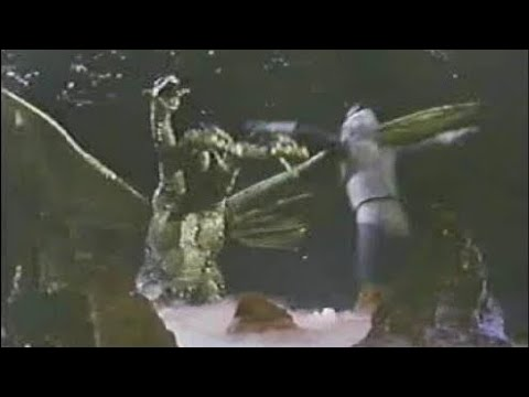 Guilala's Rampage: Zone Fighter vs. King Ghidorah and Barugaras