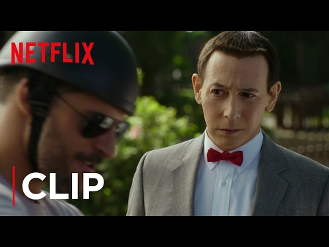Pee-wee's Big Holiday (Clip 'Live a Little Street')