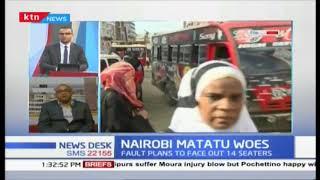 Nairobi matatu woes : PSV operators cry foul