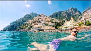 AMALFI COAST, POSITANO AND POMPEII